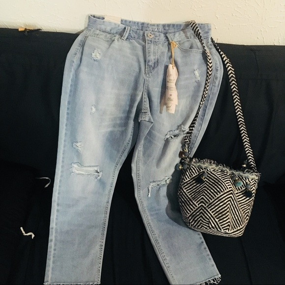 553f071020a Vanilla Star Jeans | High Rise Girlfriend | Poshmark